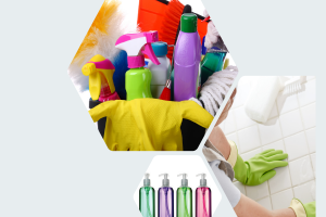 DO Use Disinfectants Properly DON'T Risk Your Health